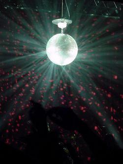 Spring ball disco ball copy